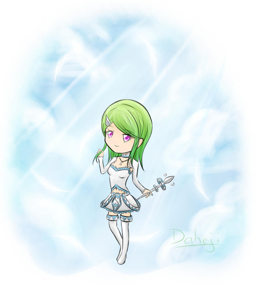 Elysee - Heaven's Dream