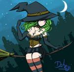 Elysee in Halloween