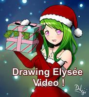 Drawing Elysee Video by Daheji