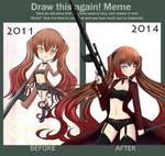 Draw this again Perrine 2011 - 2014