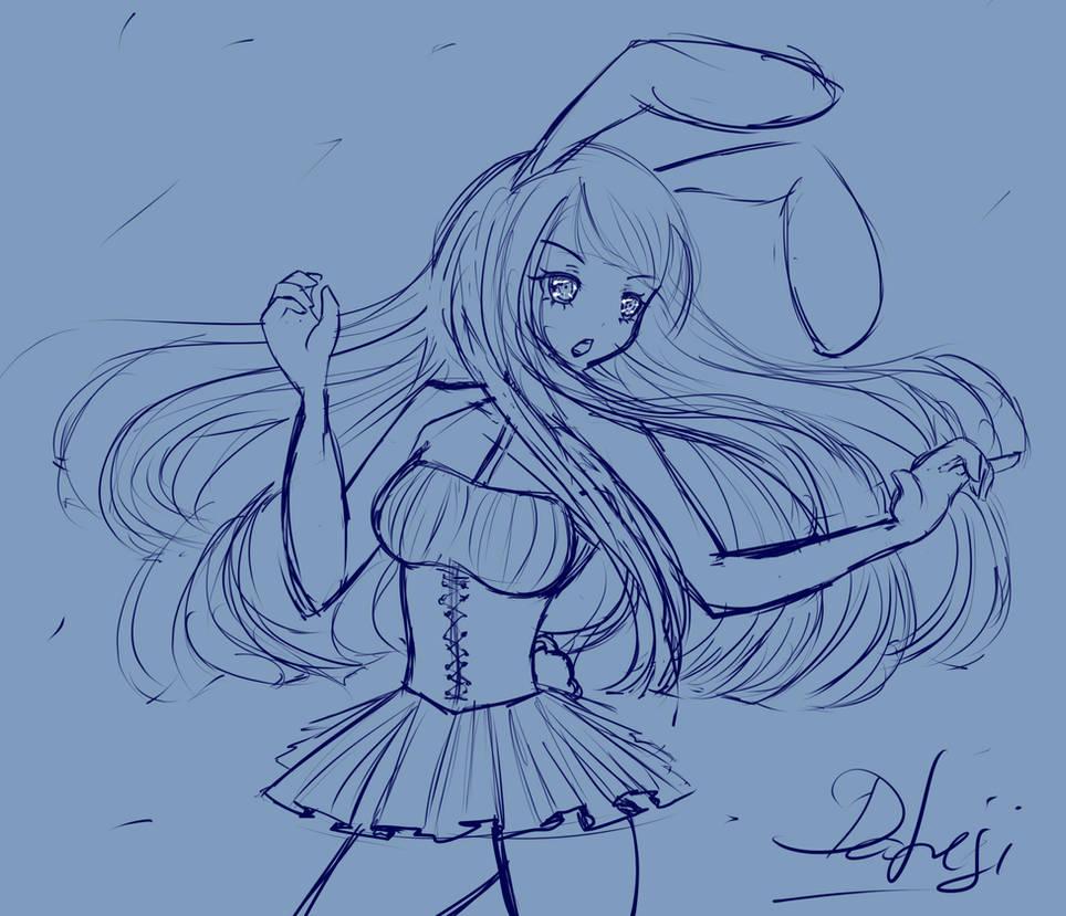 Jaka doodle 01 by Daheji