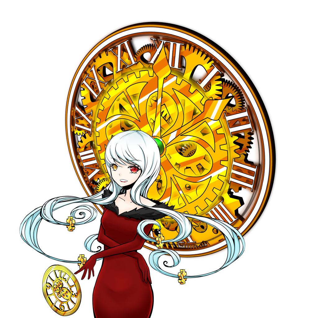 Manon - Golden Watch Maker by Daheji