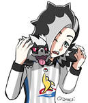 Young Piers and Zigzagoon