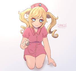 Genshin Impact Nurse Barbara