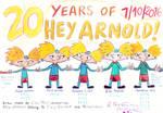 Twenty years of Hey Arnold!