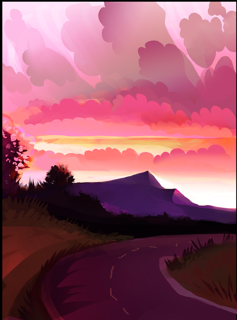 Purple by Inprismed