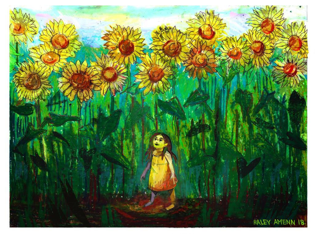 Mother's Garden by Inprismed
