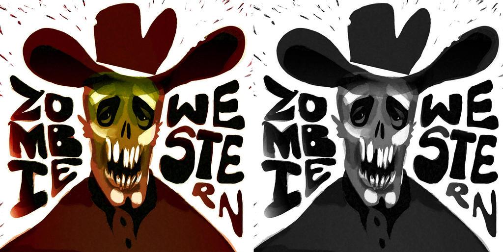 Zombie Western by Inprismed