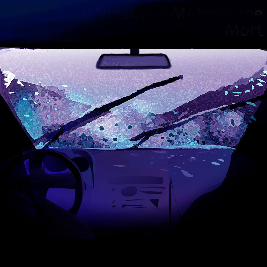 Windshield Metronome by Inprismed