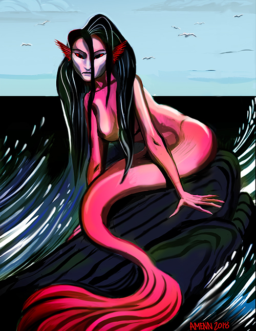 Mermay SIREN by Inprismed