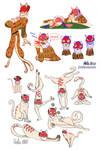Harlequin Cat by Inprismed