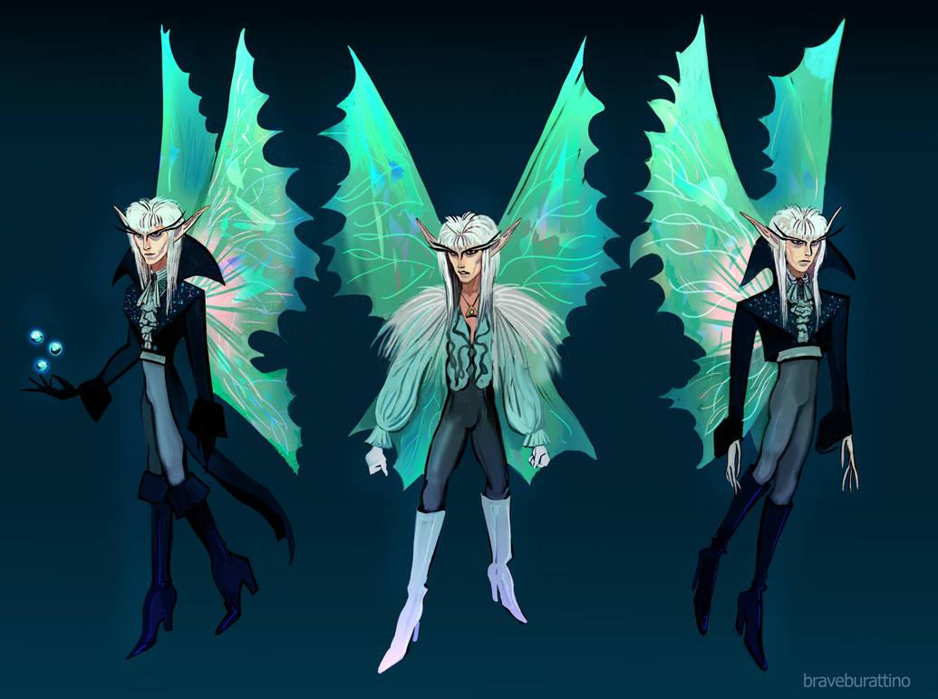Fairy Jareth