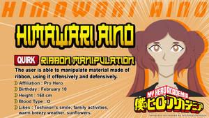 [Character Card] Himawari Aino