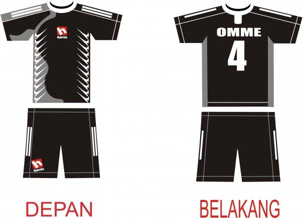 design baju bola q by Rosidi1973
