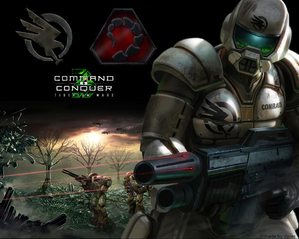 Command And Conquer Wallpaper: Command And Conquer Wallpaper By Colesiek On DeviantArt