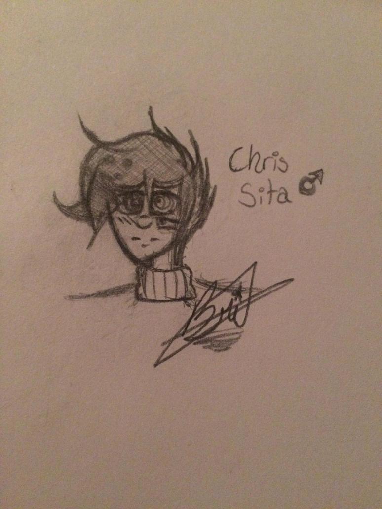 Chris Child by TheUnpureAngel