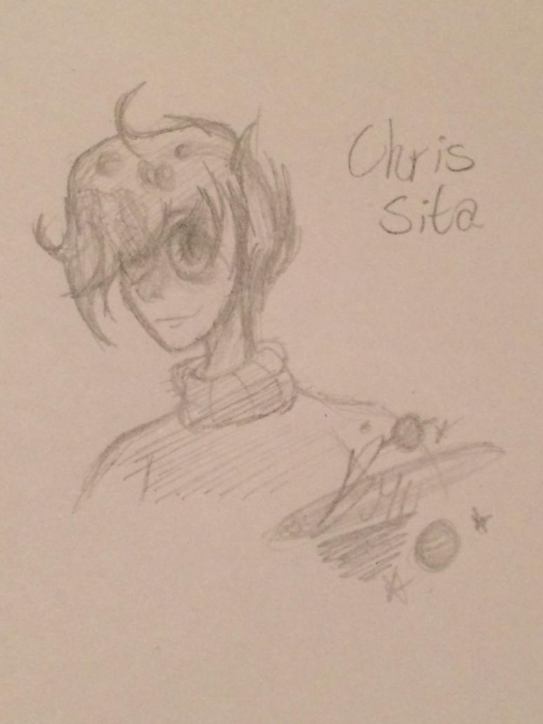 Redesigned Chris :P by TheUnpureAngel