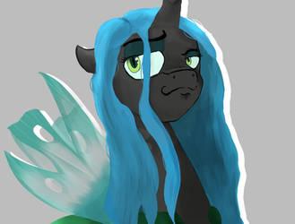 Smug Bug Pony by Iokii