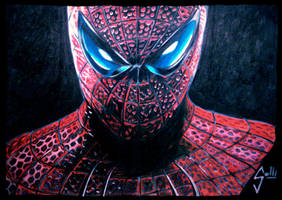 spiderman by Solla-Damian