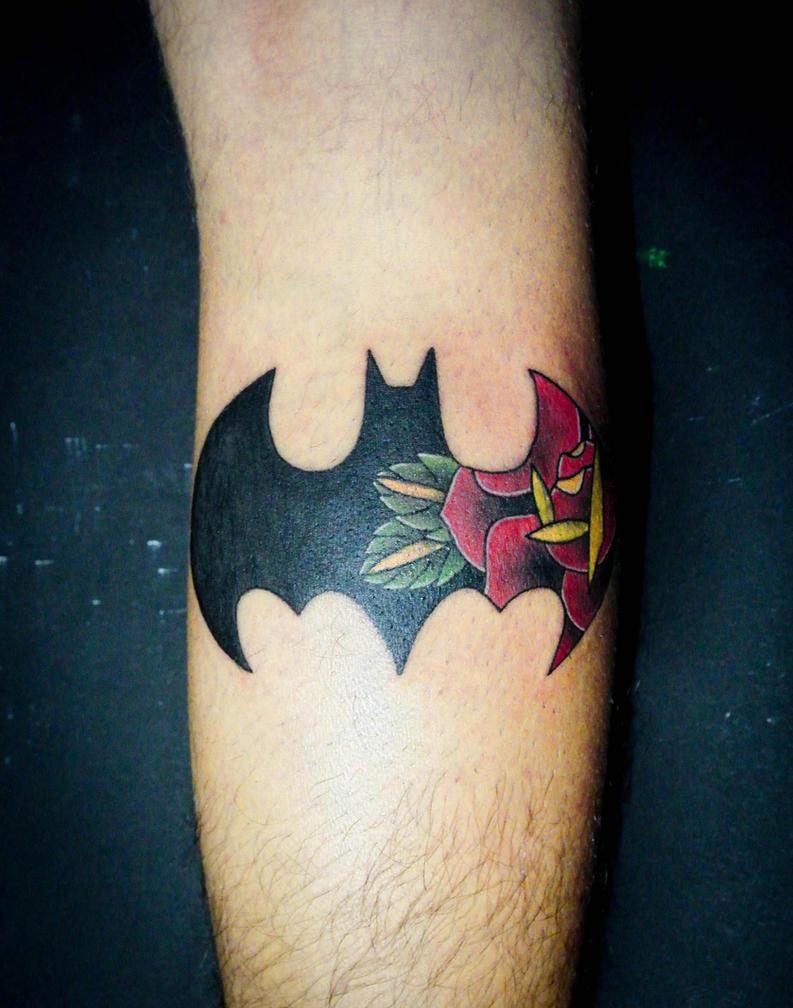 Batman by Dimed-roll