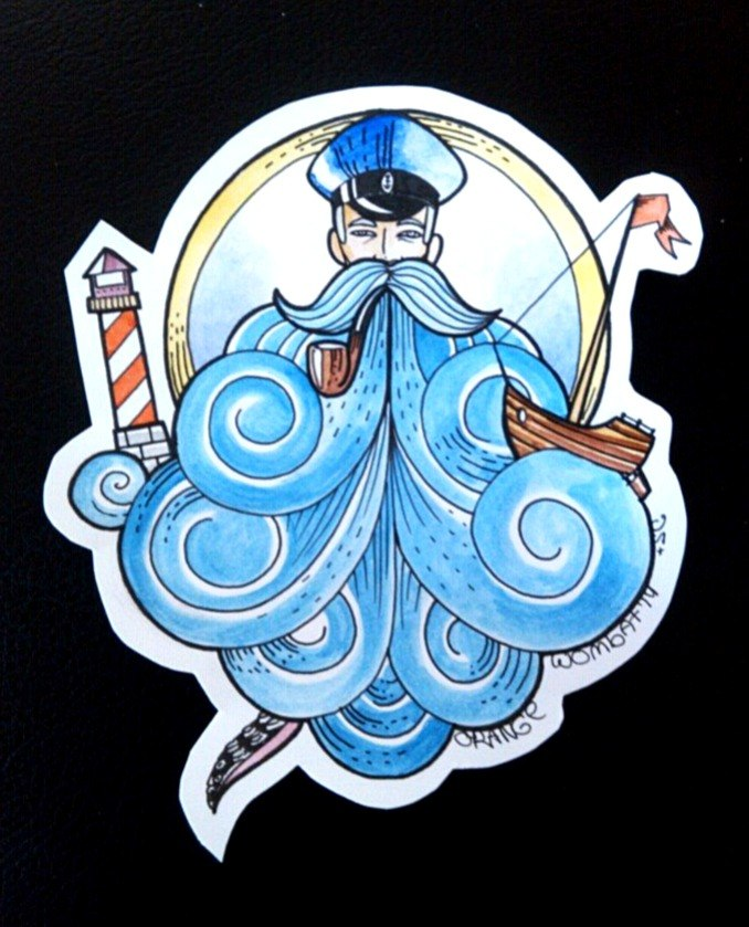 Seaman by Dimed-roll