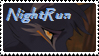 BBA Stamp Series - NightRun by SaphiraStorm