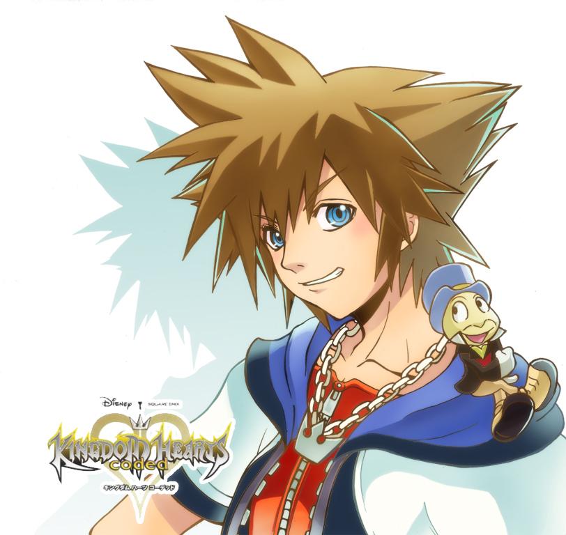 ::Kingdom Hearts : Coded:: By Mazjojo On DeviantArt