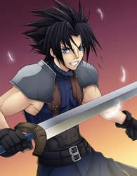 Trade 08 : Zack Toughful Fight by mazjojo