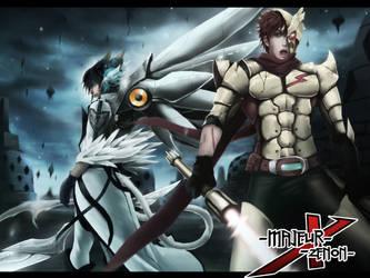 CR Last Stage: Heroes Outbreak by mazjojo