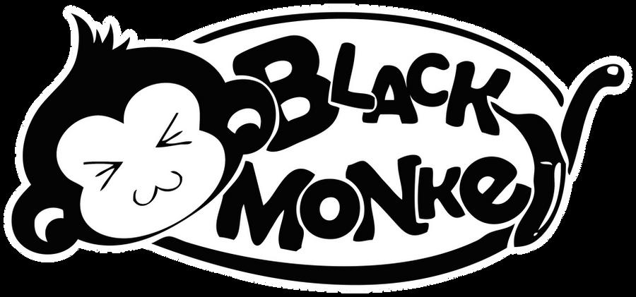 BLACKMONKEY-Pro Logo by mazjojo