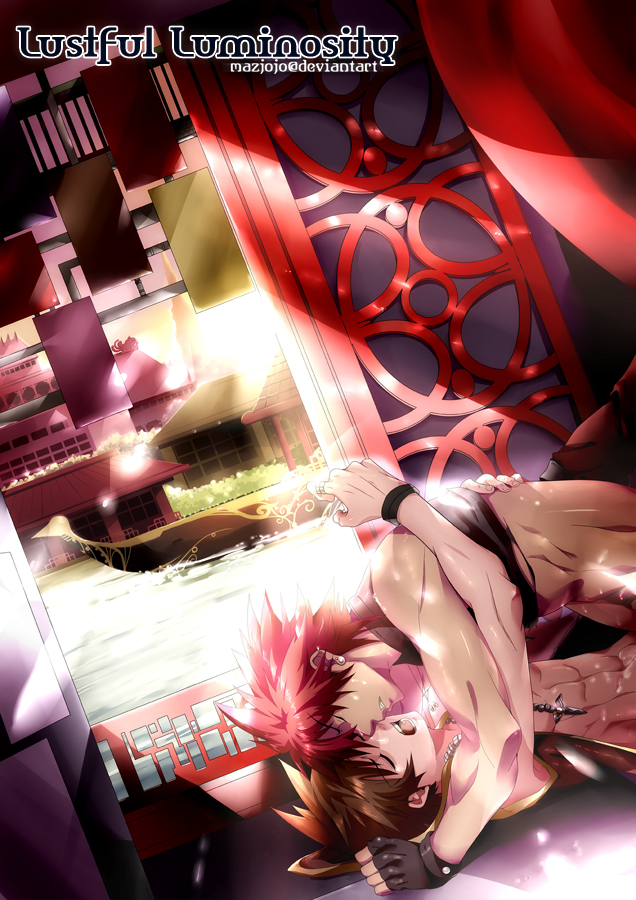 Lustful Luminosity by mazjojo