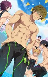 Free Swimming Time! by mazjojo