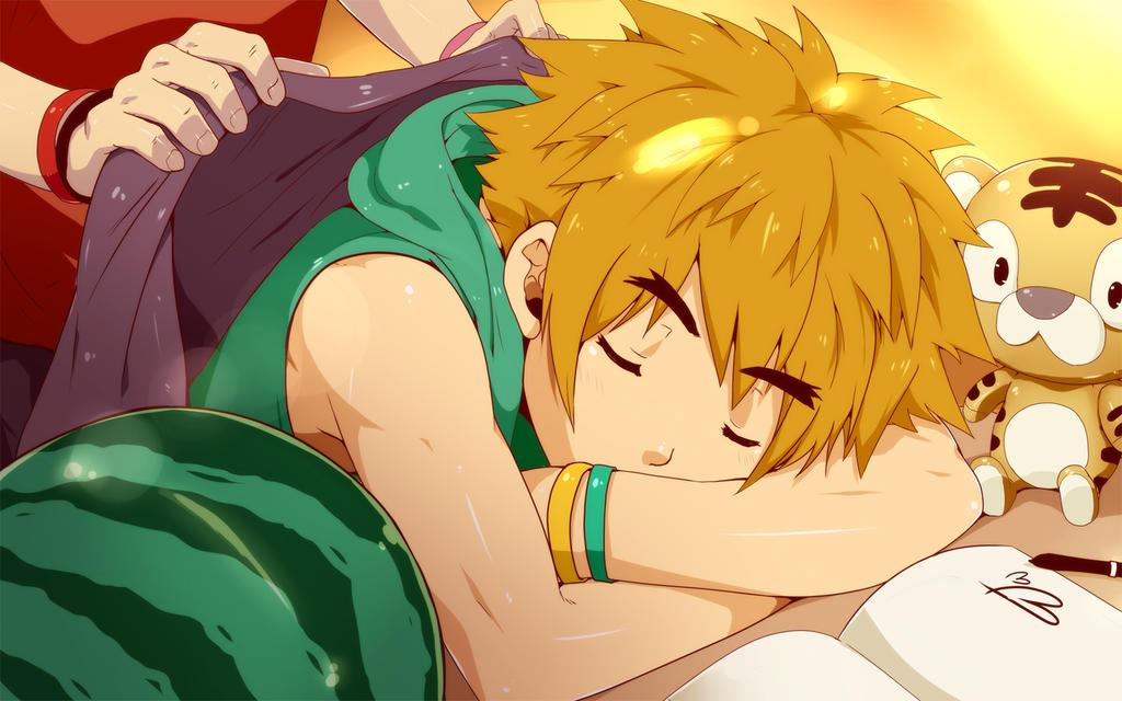 Sleep Tight by mazjojo