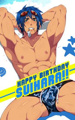 HAPPY BIRTHDAY SUIMMER STUD
