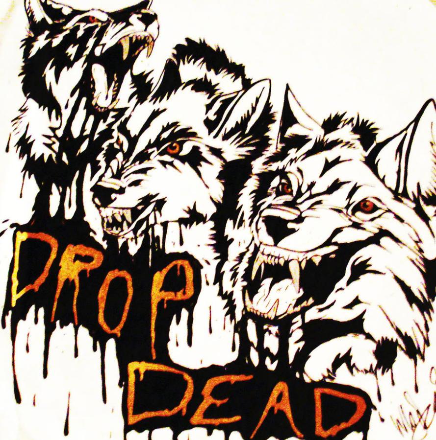 drop dead wallpaper - photo #18