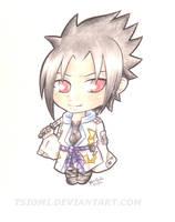 Chibi Ryujinki Sasuke by Tsiomi