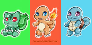 Remember Kanto? by Tsiomi