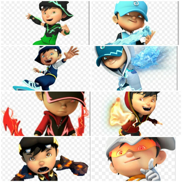 handphone wallpaper boboiboy ice - photo #33