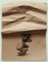 Paper weight by coffeecookiecat