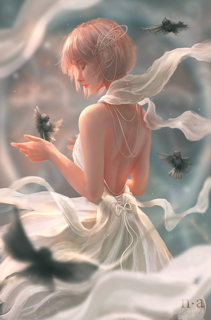 Birdie by mohn-blume