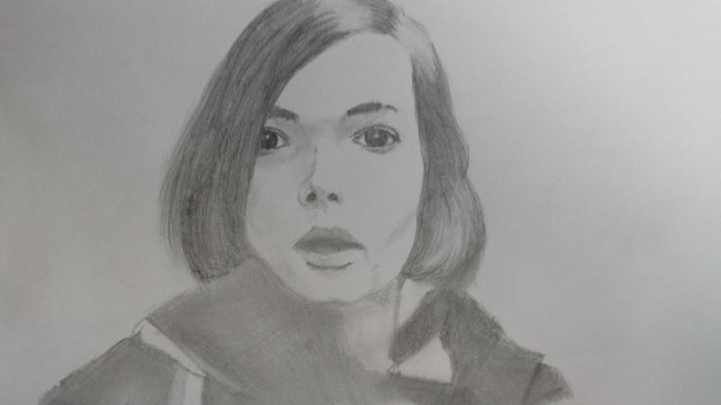 Zoe Lund sketch by kadunudpoiss