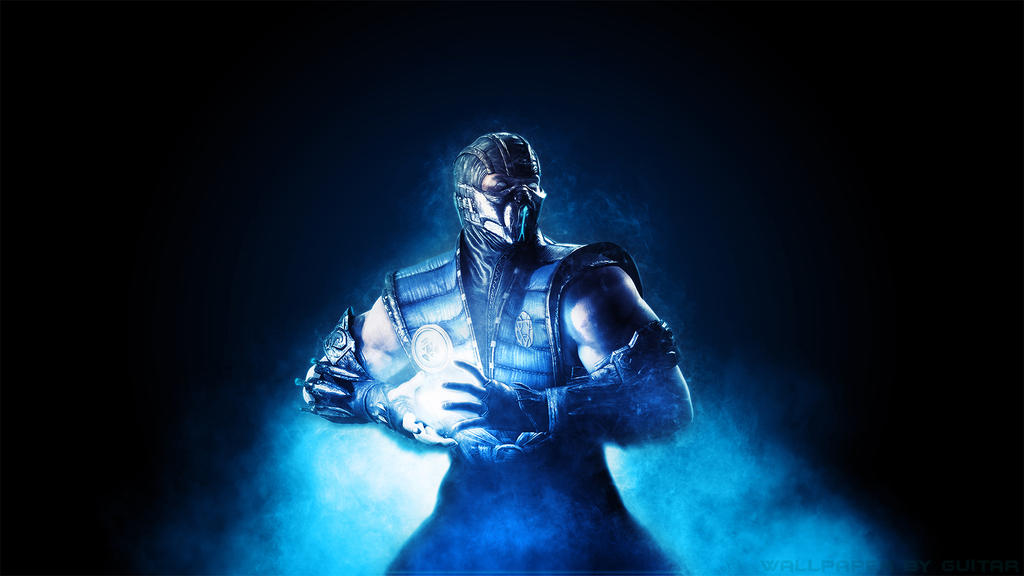 Sub Zero Wallpaper By Guitar1969