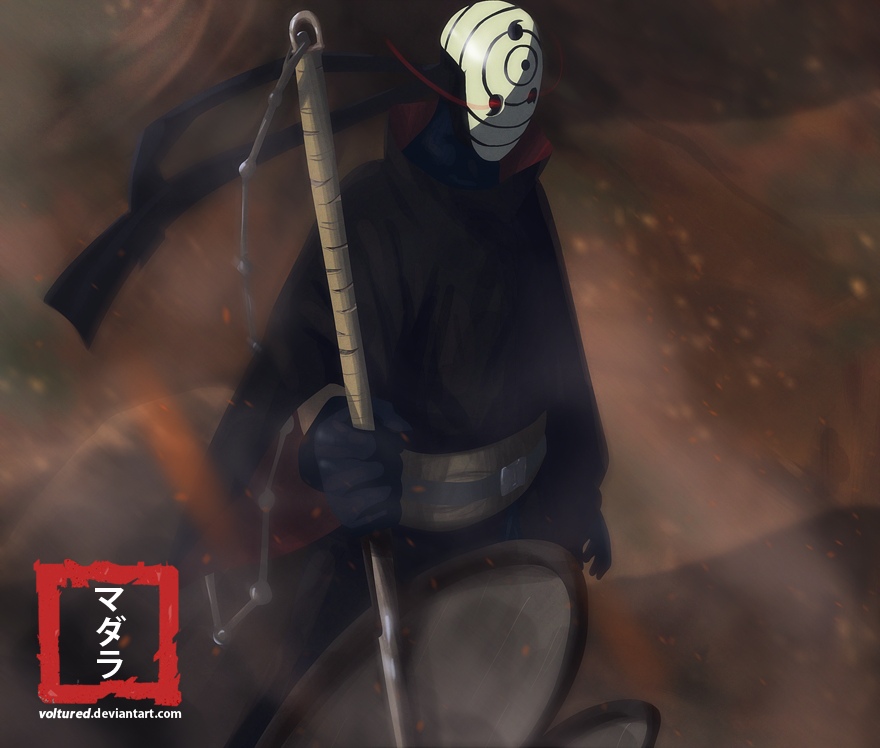 Naruto: Let's hunt by Voltured
