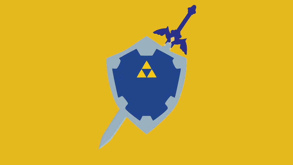 zelda minimalist wallpaper - photo #32