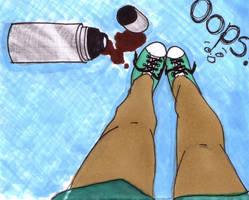 SP- Tweek Oops by Nanami-Michiko