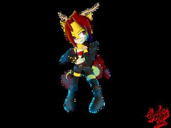 Firewhirl (Version 2) by AzureSt0rm
