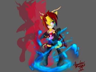 Firewhirl (Version 3) by AzureSt0rm
