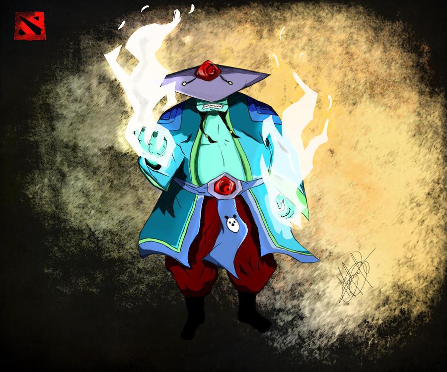 Storm Spirit Dota 2 By Manuel2k10