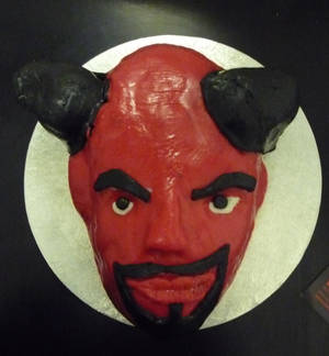 Devilish Cake