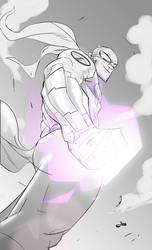 The Immortal Jam - Iron Fist by jusdog